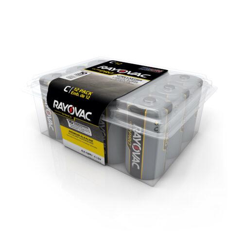 ALC 12 pack C batteries