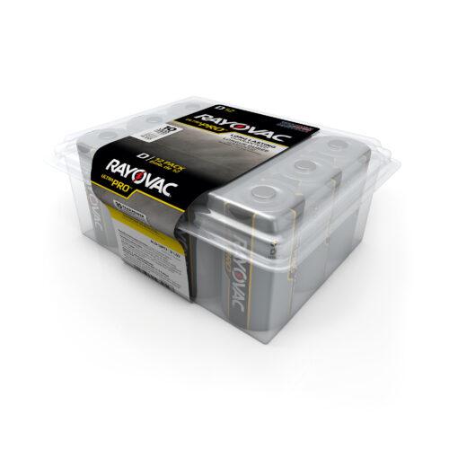 ALD - 12 pack D batteries