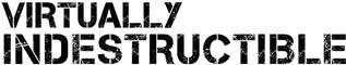 Virtually Indestructible Logo
